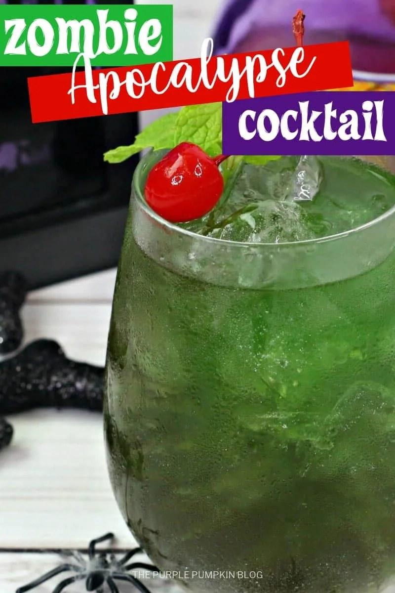 zombie apocalypse cocktail