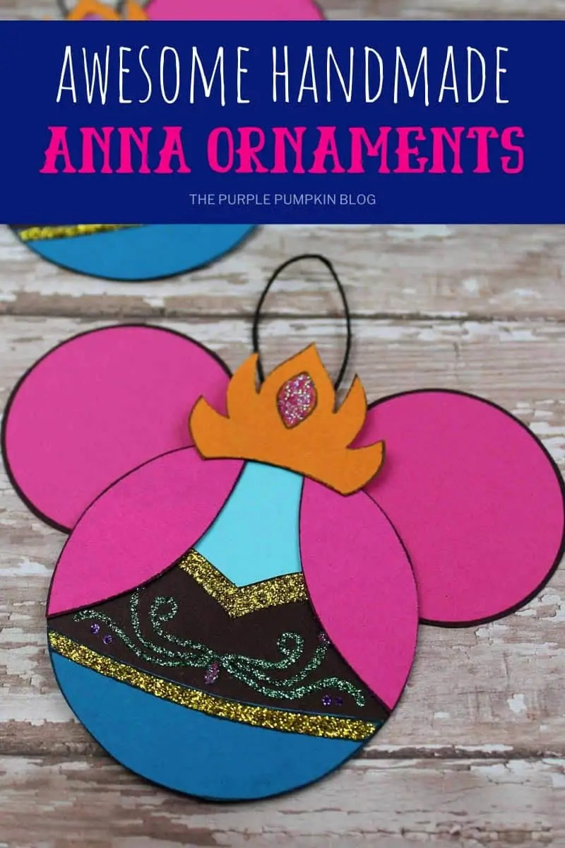 awesome handmade anna ornaments
