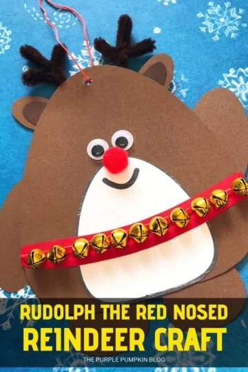 Rudolph-the-Red-nosed-reindeer-craft