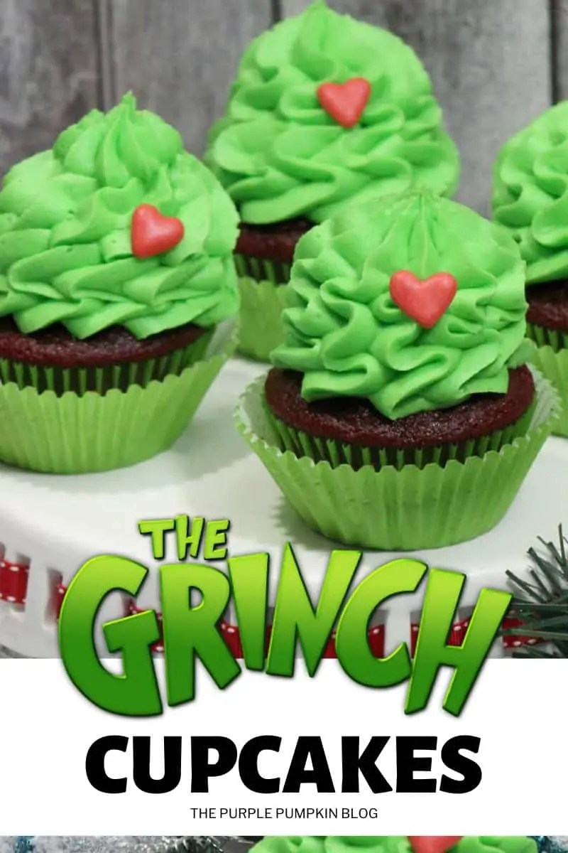 The Grinch CUupckaes