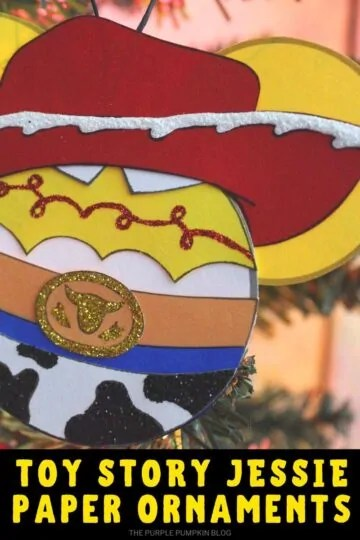 Toy-Story-Jessie-Paper-Ornaments