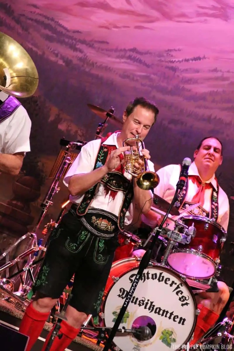 Trumpet & Drums