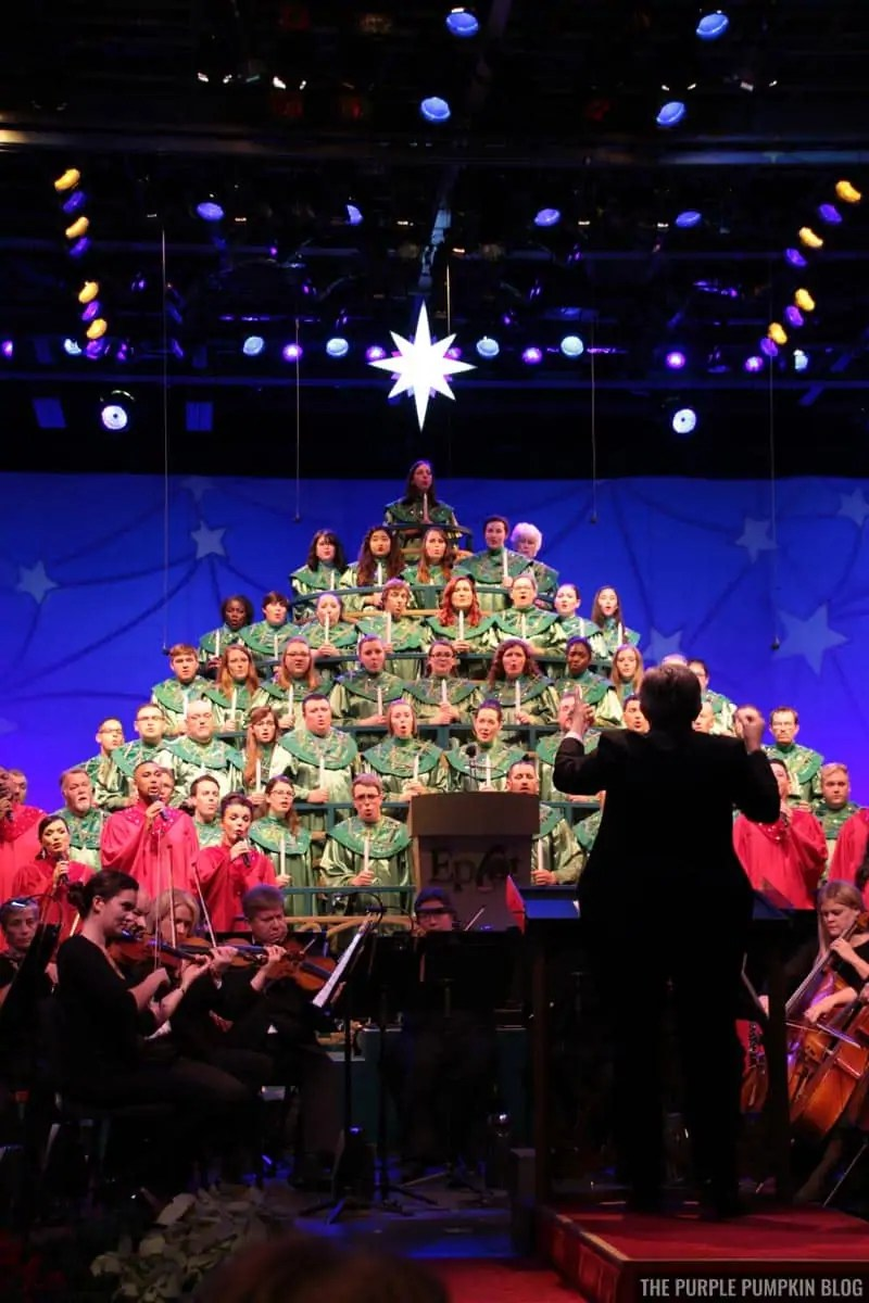Candlelight Processional Choir