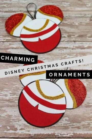 Prince Charming Disney Christmas Crafts ornament