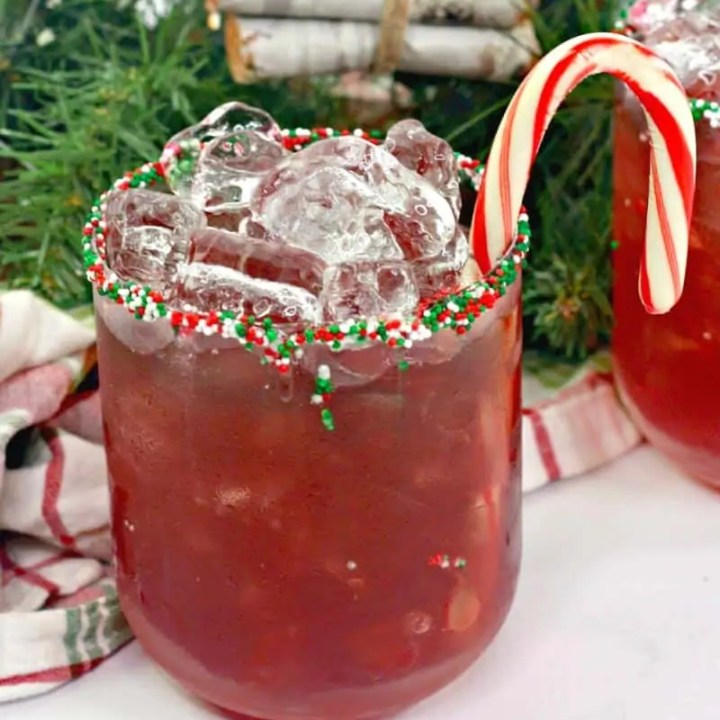 Naughty Elf Cocktail