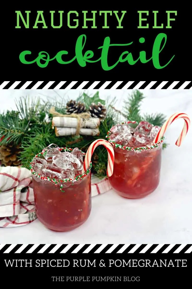 Naughty Elf Christmas Cocktail