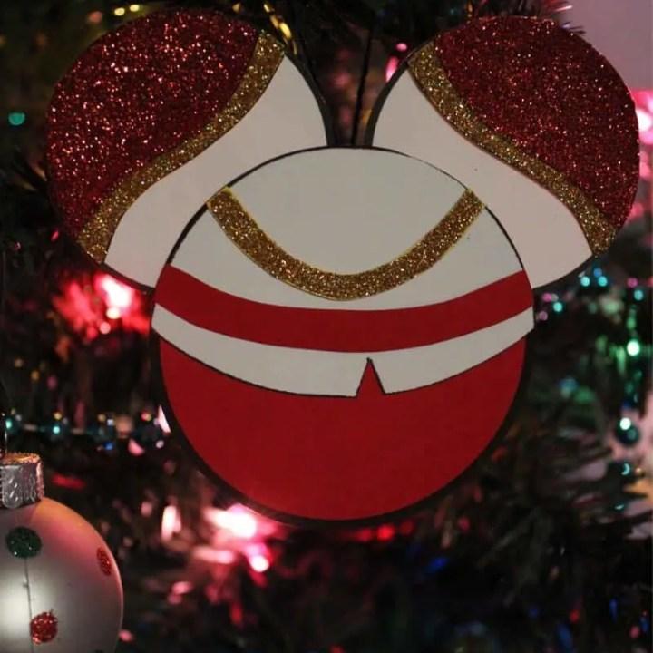 Prince Charming Christmas Ornament Craft