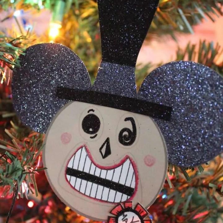 Mayor Christmas Ornament Craft