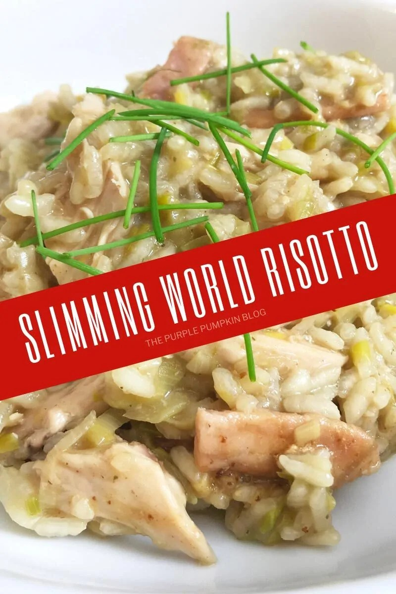Slimming World Risotto