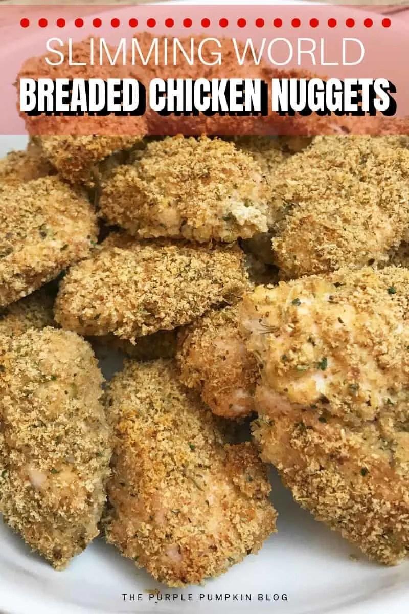Slimming World Chicken Nuggets