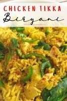 Chicken Tikka Biryani Slimming World Recipe