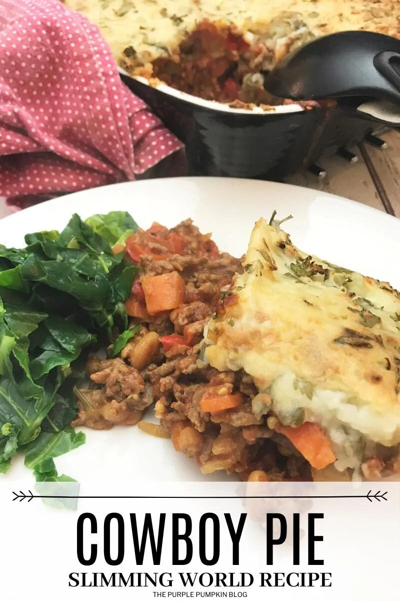 Cowboy Pie Slimming World Recipe