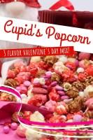 Cupid's Popcorn - 3 Flavor Valentine's Day Mix