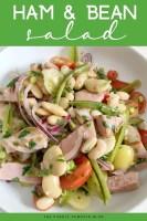 Ham & Bean Salad
