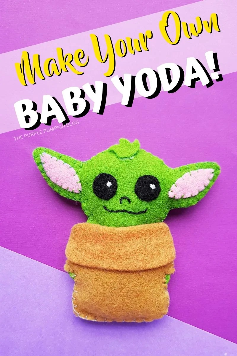 Make Your Own Baby Yoda