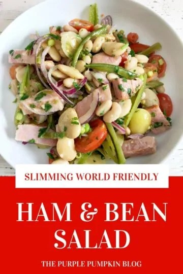 Ham & Two Bean Salad