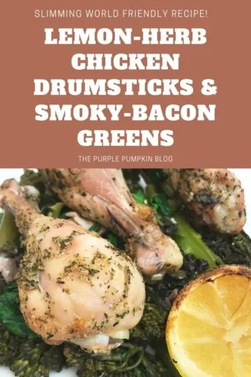 Lemon Herb Chicken Drumsticks