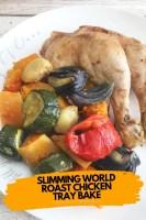 Slimming World Roast Chicken Traybake