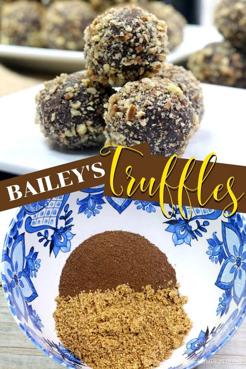 Bailey's Truffles