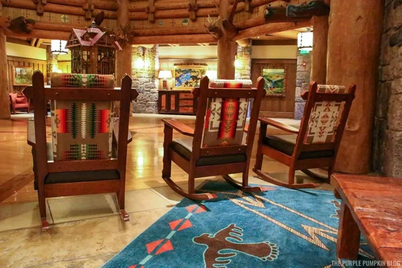Boulder Ridge Lobby