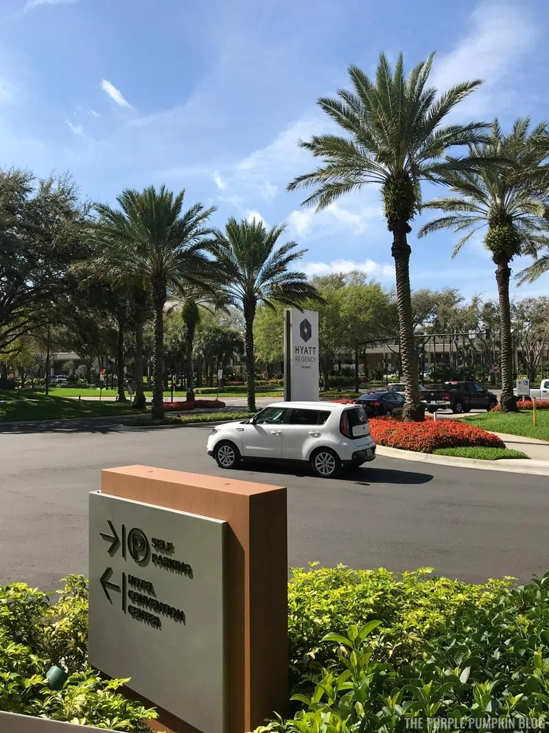 Hyatt Regency Orlando International Drive
