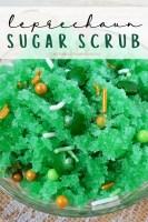 Leprechaun Sugar Scrub