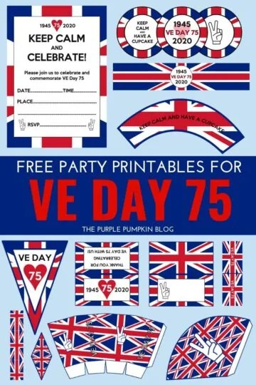VE-Day-Free-Printables