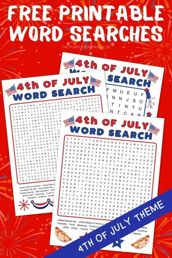 4th-of-July-Word-Search