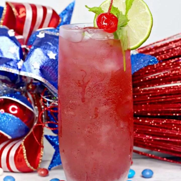 Skittles Vodka Cocktail