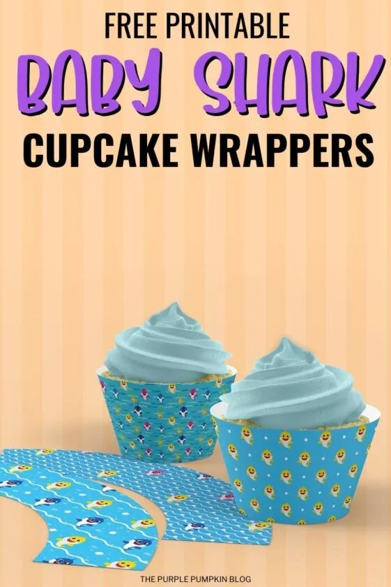 Free-Printable-Baby-Shark-Cupcake-Wrappers