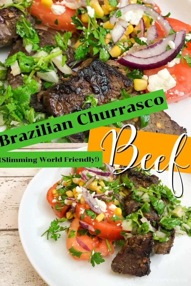 Brazilian Churrasco Beef - Slimming World Friendly