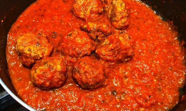 Just Like Grandma's Meatball's- The Low Carb Keto Chronicles