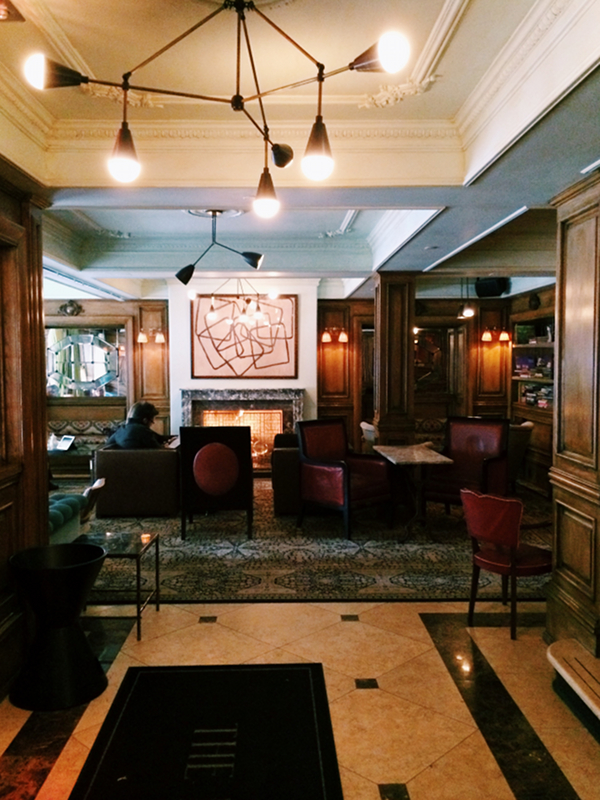 GETAWAY THE MARLTON HOTEL NYC  The Pursuit of Style