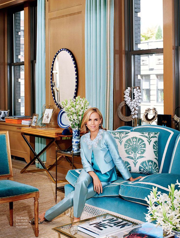 THE CASE FOR A COLORFUL SOFA  The Pursuit of Style