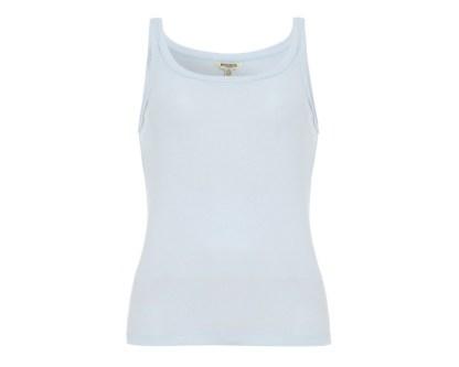 Pale Blue Ladies Vest