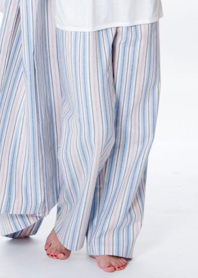 Pastel Striped PJ Bottoms