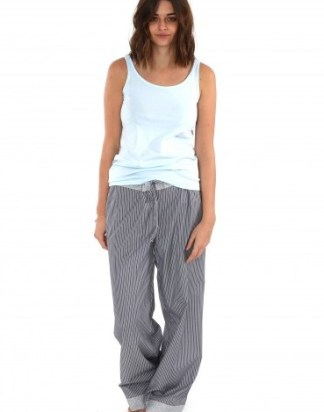 Striped Woven Pyjama Pants