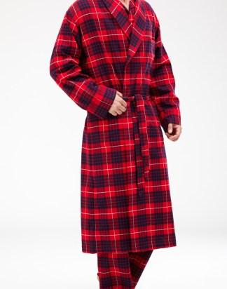 Lismore Tartan Robe