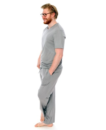 CJ Man Grey Lounge Pants
