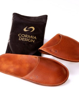 Men's Travel Slippers