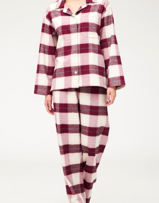 Braeside Brushed Cotton Pyjama Set