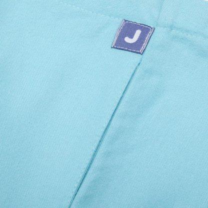 Girls Aqua Blue Jim Jams
