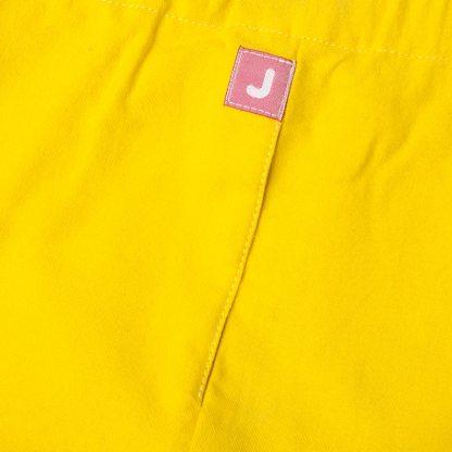 Girls Awesome Yellow Jim Jams