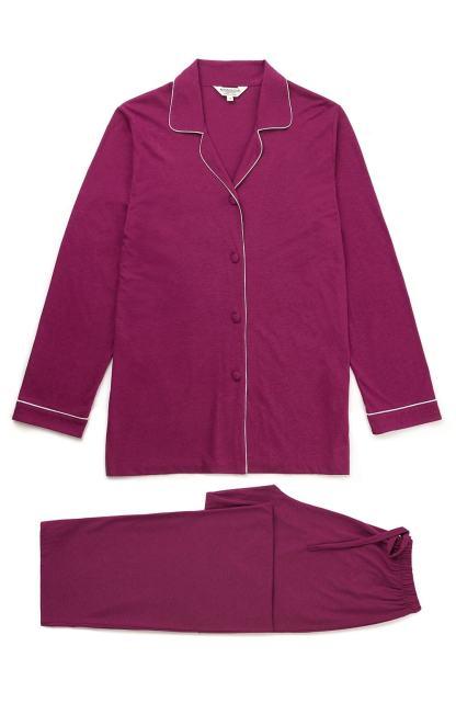 Berry Jersey Pyjamas