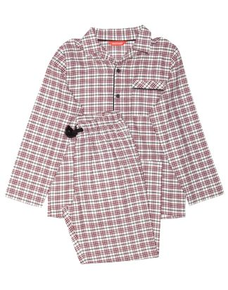 Joseph Brushed Cotton Check Minijammies