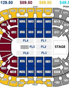 View seating chart also daryl hall  john oates and train quicken loans arena official website rh theqarena