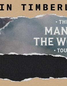Justin timberlake the man of woods tour quicken loans arena official website also rh theqarena