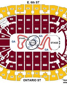 View seating chart also justin timberlake the man of woods tour quicken loans arena rh theqarena