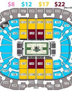 View seating chart also vikings vs wright state raiders men quicken loans arena rh theqarena