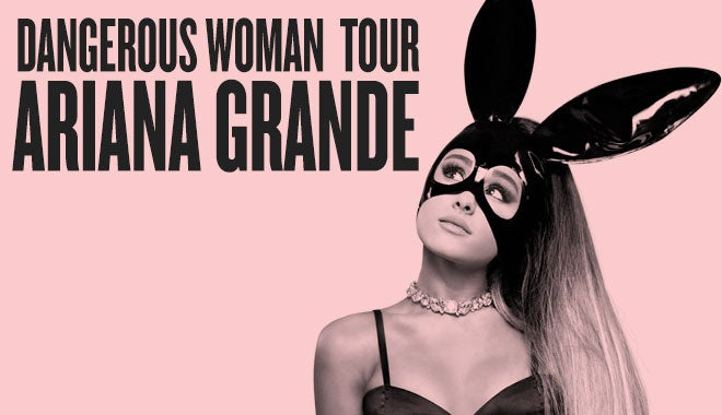 Image result for Ariana Grande's Dangerous Woman Tour